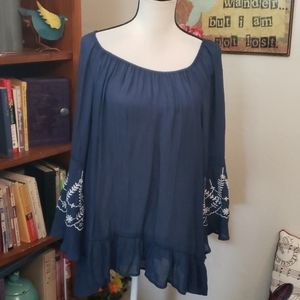 Counterparts blouse XL